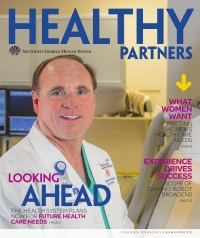 SGHS Healthy Partners Magazine Summer 2013 Edition